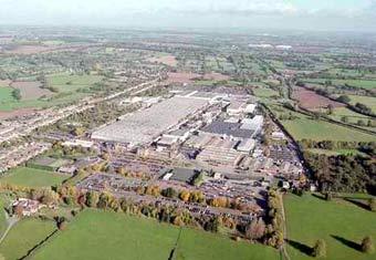 Jaguar продал свой главный завод