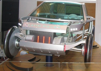 Land Rover показал в Женеве гибридный внедорожник
