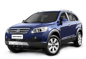 GM Daewoo приступает к выпуску собственного внедорожника