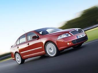 Skoda Octavia RS получит дизельный двигатель