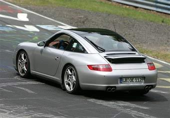 """Porsche 911 с кузовом """"тарга"""" появится ближайшей осенью"""