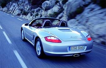 Porsche Boxster получает обновленные моторы