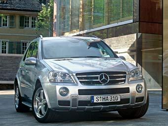 Mercedes M-Class получит новый турбодизель