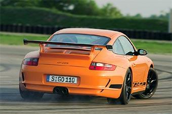 Porsche представил самую экстремальную версию купе 911