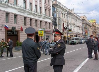 В Москве 12 июня ограничат движение