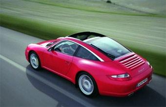 Porsche 911 Targa появится в продаже в конце года