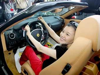 Китайцам запретили парковаться у объектов Игр-2008