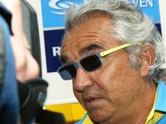 Флавио Бриаторе избежал наказания