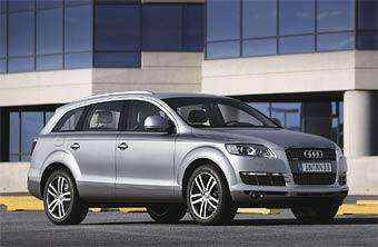 Audi надеется продать в 2006 году 70 тысяч внедорожников Q7
