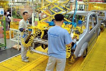 Правительство заманит в Россию производителей автокомпонентов