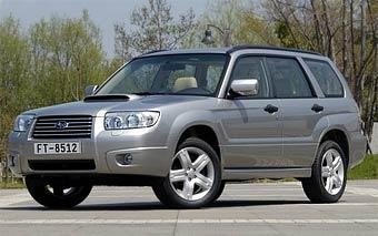 Subaru отмечает выпуск миллионного Subaru Forester
