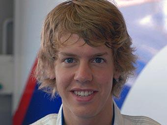Команда BMW Sauber подтвердила участие Феттеля в свободных заездах Гран-при Китая
