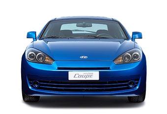 Hyundai представила обновленную версию своего купе