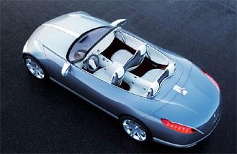 Renault привезет в Париж пятиметровый кабриолет