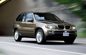 BMW прекратила выпуск классических вседорожников X5