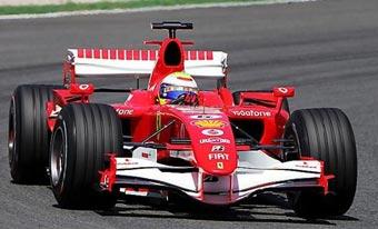 На свободных заездах Формулы-1 Масса стал лучшим в первой практике, Дэвидсон - во второй
