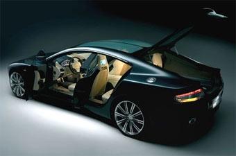 Aston Martin выпустит свой седан раньше конкурентов