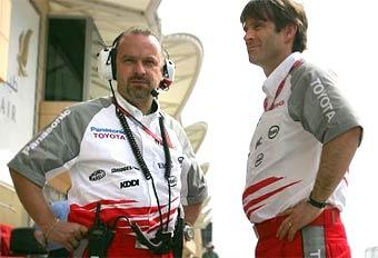 Главным специалистом Toyota F1 по шасси назначен Паскаль Васселон