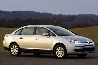Citroen будет продавать в Европе седан на базе C4