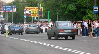 В воскресенье в Москве ограничат движение