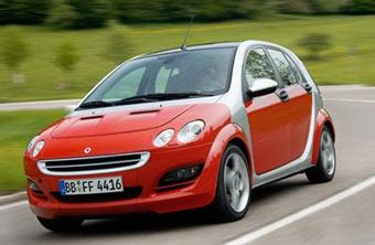 В 2007 году производство автомобилей Smart станет прибыльным