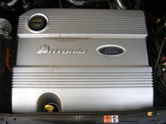 Ford будет разрабатывать гибридные моторы в Швеции