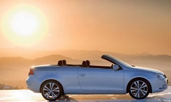 Продажи Volkswagen Eos в Германии начнутся 19 мая