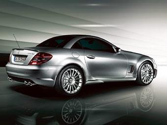 AMG займется выпуском мелкосерийных моделей