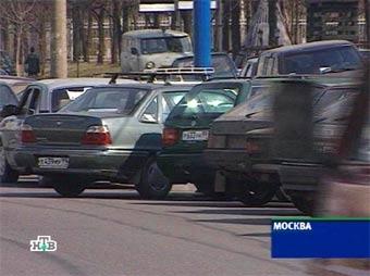 """Власти Москвы хотят узаконить """"парковки"""""""