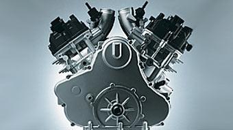 Weber предложит свой мотор V4 небольшим автопроизводителям
