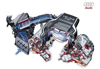Audi готовит два новых бензиновых мотора