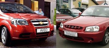 General Motors и Hyundai увеличили продажи автомобилей в России