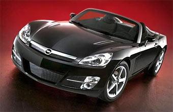 Opel показал свой новый родстер
