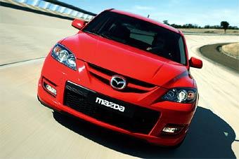Появились новые подробности о Mazda3 MPS