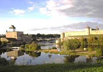 Россию и Эстонию свяжет новый мост