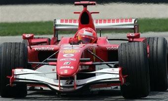 В Ferrari удивлены победой Шумахера