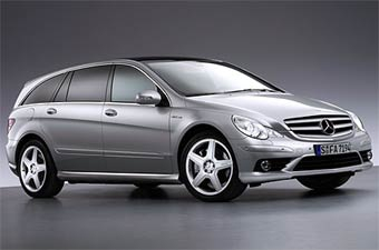 Mercedes R 63 AMG будет выпускаться серийно