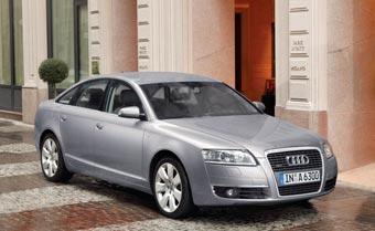 В Москве угнали Audi второго секретаря представительства EC