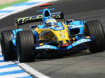Команда Renault отказалась от демпферов масс
