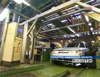 Волжский автозавод увеличил объемы производства