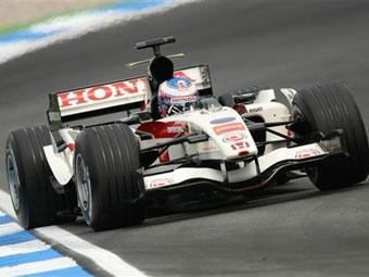 Победителем Гран-при Венгрии стал Дженсон Баттон