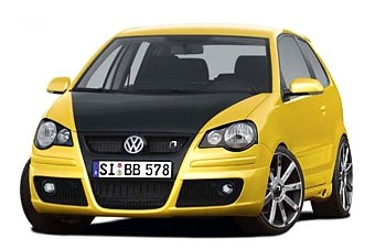 Ателье B & B построило 300-сильный VW Polo