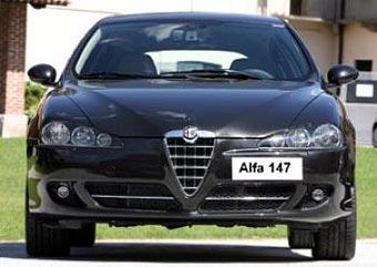 Обновленную Alfa Romeo 147 представят в Париже