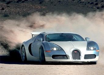 Bugatti грозят огромные убытки из-за подушек безопасности