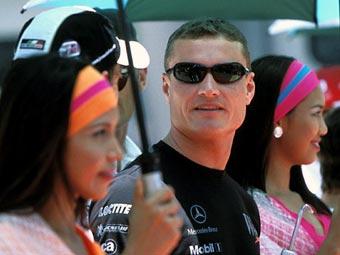 Пилоты Формулы-1 возглавят борьбу мужчин и женщин