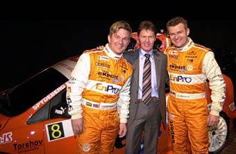 Хеннинг Сольберг в 2007 году поедет за рулем Ford Focus WRC
