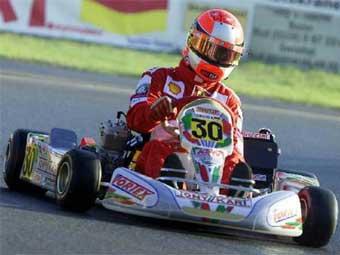 Михаэль Шумахер не пустил болельщиков на собственную гонку