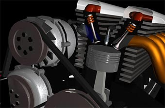 Valeo заканчивает разработку двигателей без распредвалов