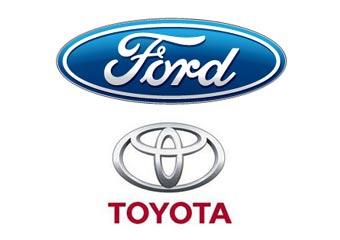 Toyota опровергла слухи об альянсе с Ford