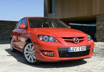 В России начались продажи Mazda3 MPS